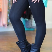 Impression Legging {Black}