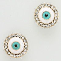 Evil Eyes Earrings