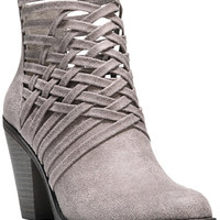 Fergalicious Weever Block Heel Ankle Booties - Boots - Shoes - Macy's