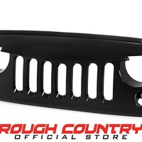 "Jeep Wrangler JK Jeep ""Angry Eyes"" Replacement Grille (Wrangler JK / JKU) 2007 - 2018"
