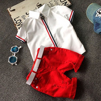Rabbit Family High quality Children clothing sets Baby boys girls t shirts+shorts pants sports suit kids clothes-in Clothing Sets from Mother & Kids on Aliexpress.com | Alibaba Group