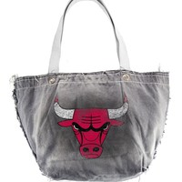 Chicago Bulls Vintage Tote