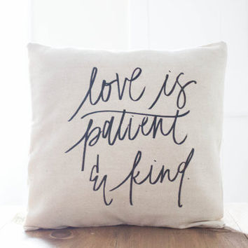 Love Is | Pillow