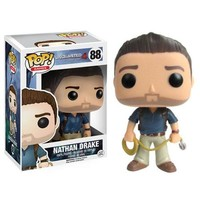 Uncharted 4: A Thief's End Nathan Drake Pop! Vinyl Figure
