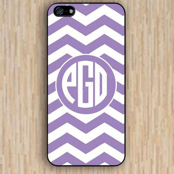 iPhone 5s case Personalized monogramed chevron colorful iphone case,ipod case,samsung galaxy case available plastic rubber case waterproof B033
