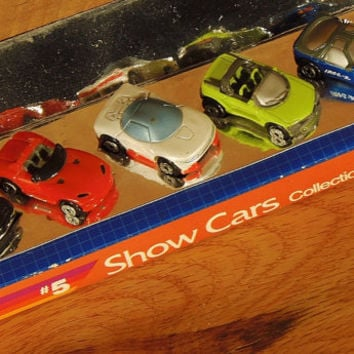 Vintage Show Car collection by Galoob