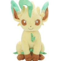 "Pokemon XY Leafeon 8"" Plush"
