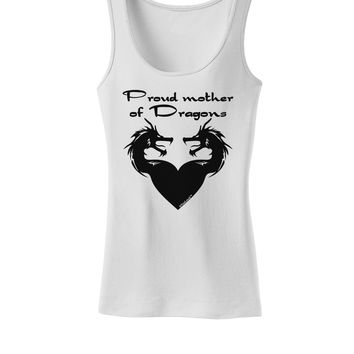 Proud Mother of Dragons Womens Tank Top