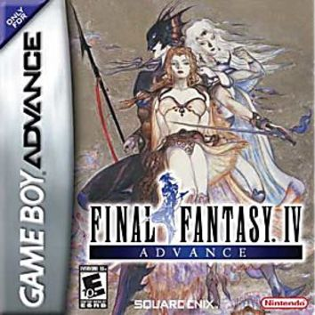 Final Fantasy IV Advance Nintendo Game Boy Advance