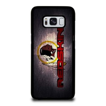WASHINGTON REDSKINS Samsung Galaxy S8 Case Cover