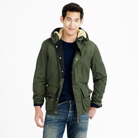 J.Crew Mens Hooded Heathfield Jacket