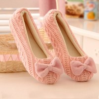 Retail Lovely Ladies Home Floor Soft Women Slippers Outsole