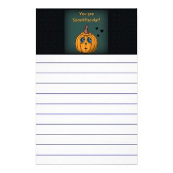 Halloween Stationery