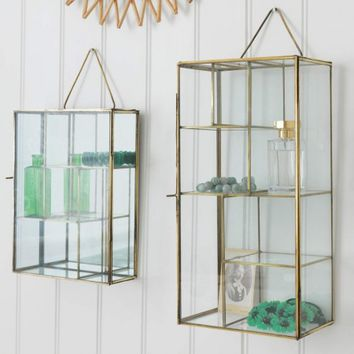Glass Wall Racks
