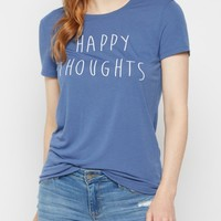 Happy Thoughts Tee | Graphic Tees | rue21