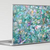 Mermaidia Laptop Skin by Lisa Argyropoulos | Society6