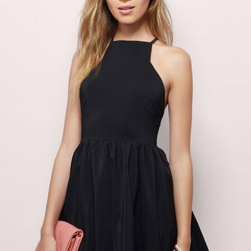 Sideliner Skater Dress