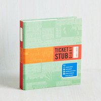 Travel Ticket Stub Diary by Chronicle Books from ModCloth