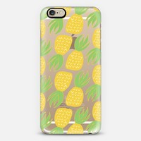 Pineapple Parties iPhone 6 case by Allyson Johnson | Casetify