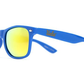 UCLA Throwback Sunglasses in Blue by Society43
