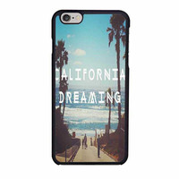 california dreaming master iphone 6 6s 4 4s 5 5s 6 plus cases
