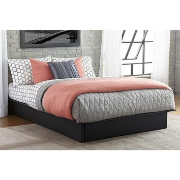 DHP Maven Upholstered Platform Bed | Overstock.com Shopping - The Best Deals on Beds