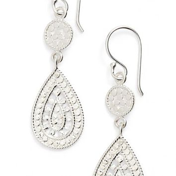 Anna Beck 'Open Metal' Double Drop Earrings | Nordstrom