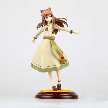 20cm Japan Action Figure Kotobukiya Spice and Wolf Holo Renewal 1/8 Scale PVC Painted Model Collection Girl SEXY Special Doll