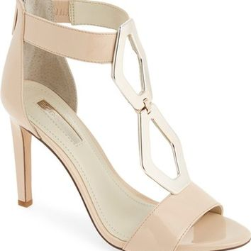 BCBGeneration 'Cayce' Patent Sandal (Women) | Nordstrom