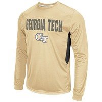 Colosseum Georgia Tech Yellow Jackets Trainer Tee