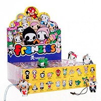 Tokidoki Frenzies Blind Box (30 Figures, One Full Display Case)