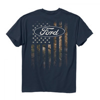 RESTOCKED!!! Ford Flag Shirt