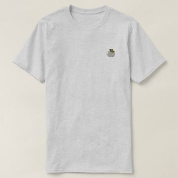 Bombay Grey Apple T-Shirt