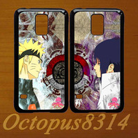 Naruto,Best friends,in pair two pcs,samsung galaxy s5,samsung galaxy s4,galaxy S3 case.Samsung S3 mini,S4 mini,S4 active,Note 2 case