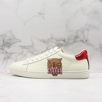 Gucci Ace Embroidered Sneaker Style 456230 - Best Online Sale
