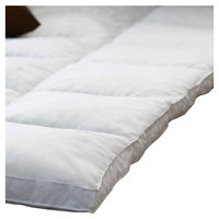 "Three Posts Jeffries Alternative 2"" Mattress Pad & Reviews 