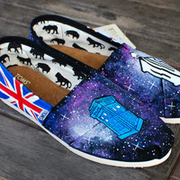 Dr. Who Galaxy TOMS