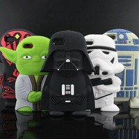 3D Star Wars iPhone Cases