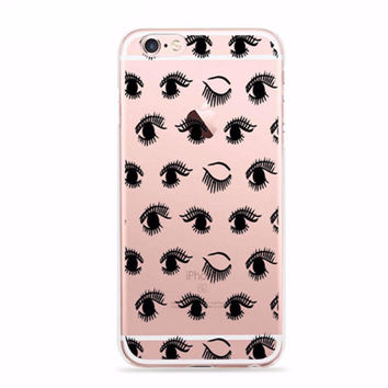 Lovely Lashes Case for iPhone