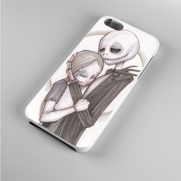 Jack and Sally The Nightmare Before Art Iphone 5s Case