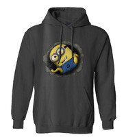 the minion cute Mens Hoodie and Womens Hoodie