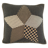 Farmhouse Star Pillow