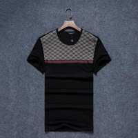 2018 gucci men t shirt d013