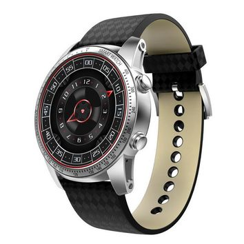 High-class KW99 Android 5.1 Smart Watch 3G MTK6580 8GB Bluetooth SIM WIFI Phone GPS Heart Rate Monitor Wearable Devices for Men by Ritzy