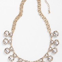 BP. Crystal Statement Necklace (Juniors) | Nordstrom