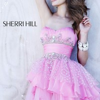 3856 Dress by Sherri Hill