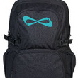 Nfinity Colored Sparkle Backpack | Team Cheer | girls got game
