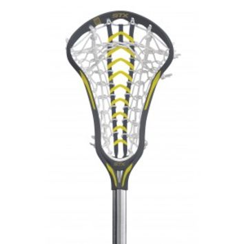 STX Crux 500 Complete Lacrosse Stick w/ Flex 10 Shaft | Lax World