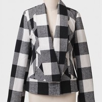 Campton Plaid Jacket By BB Dakota