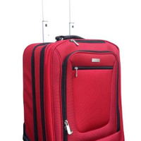 Travel Time H2T Executive Red Carry On Luggage